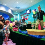 All Giggles N' Hugs as Families Embrace New Kid-Friendly Restaurant