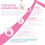Aflac Goes Pink for Breast Cancer Awareness Month