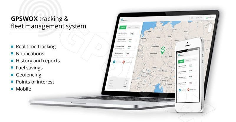GPSWOX Vehicle Tracking System