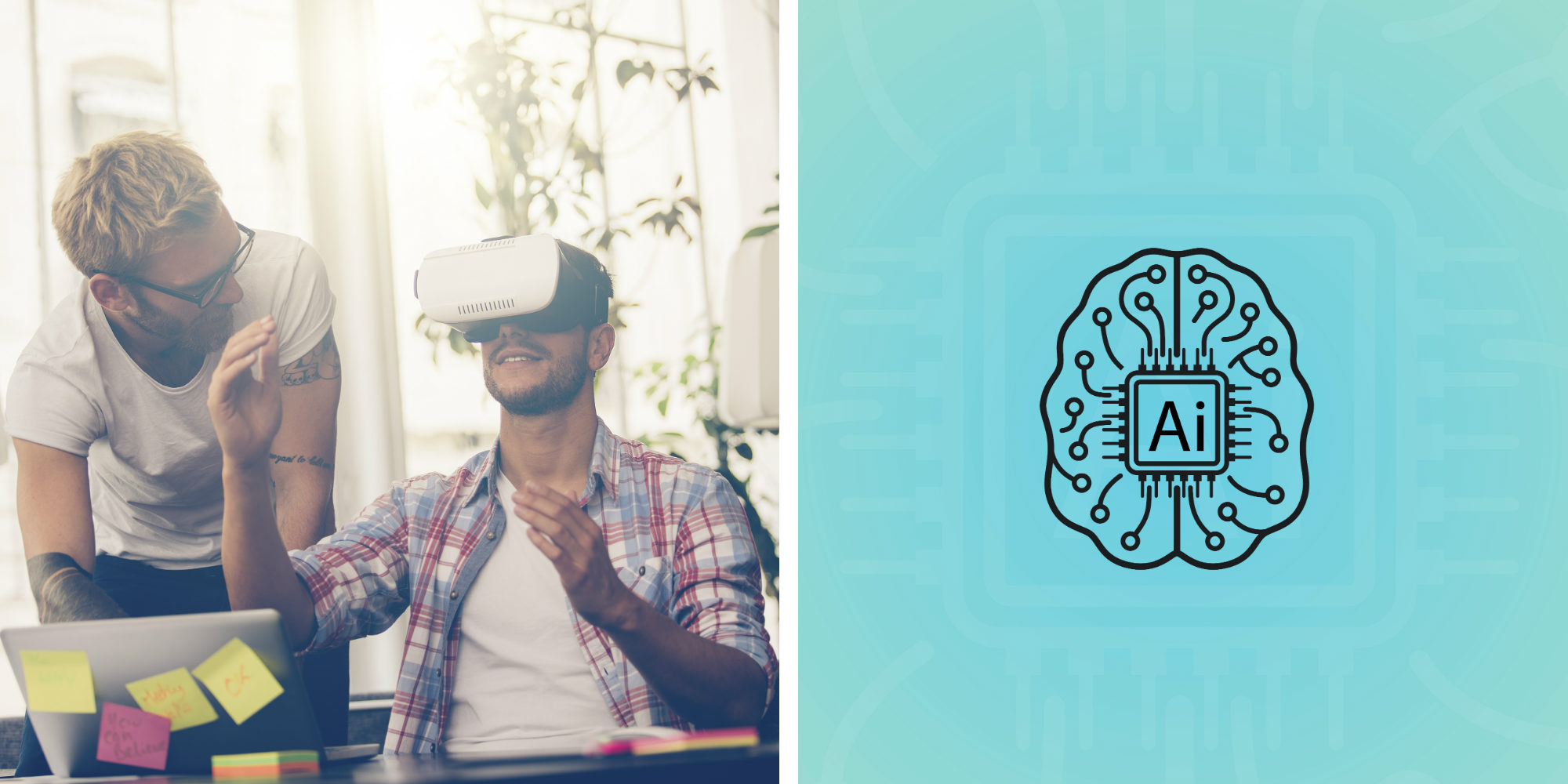 iXperience now offers artificial intelligence and virtual reality courses.