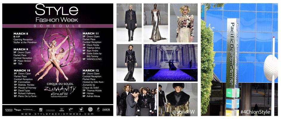 Style Fashion Week 4Chion Lifestye® a