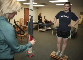 Getting results with Ann Steinfeld Physical Therapy
