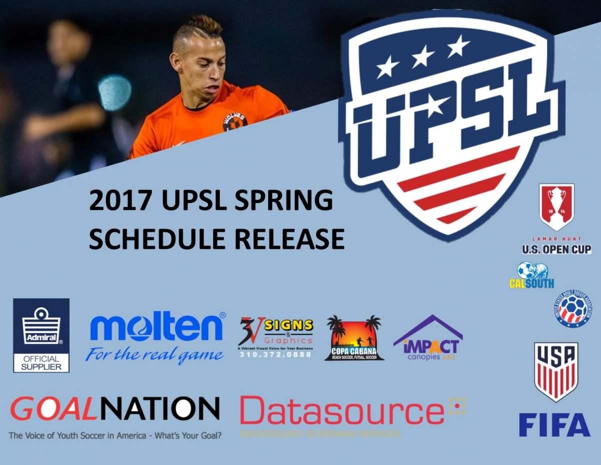 UPSL_SpringSeason