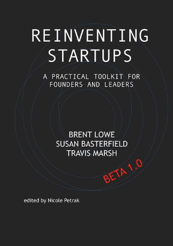 Reinventing Startups - The Book