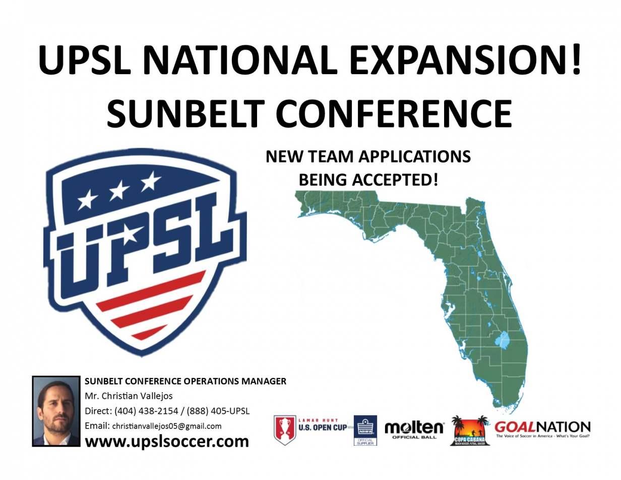 UPSL_SunbeltConference