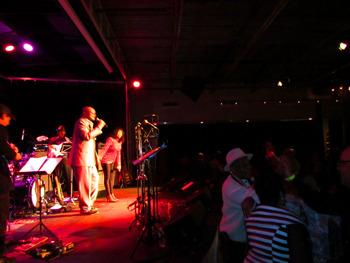 Michael Henderson, Jean Carne performing LIVE!