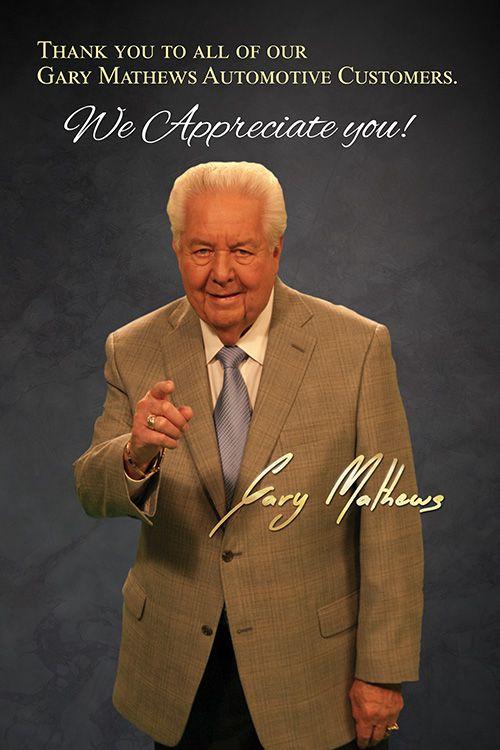 Owner, Gary Mathews
