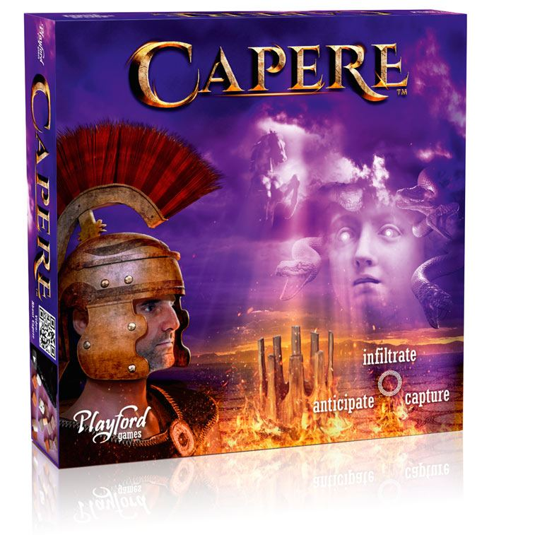 CAPERE Strategy Game