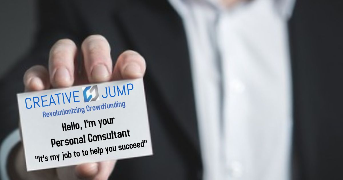 Creative Jump/ Personal Consultant