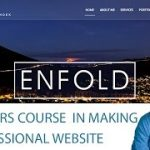 How to generate a WordPress site with the Enfold Theme