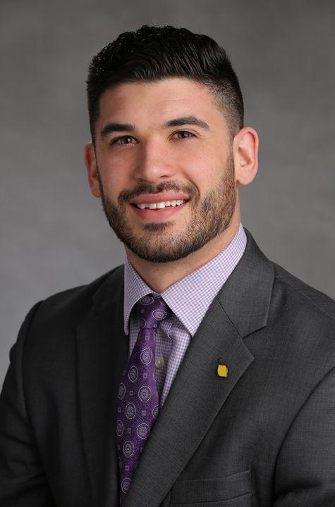 Financial Advisor and College Unit Director Corey Quaglia
