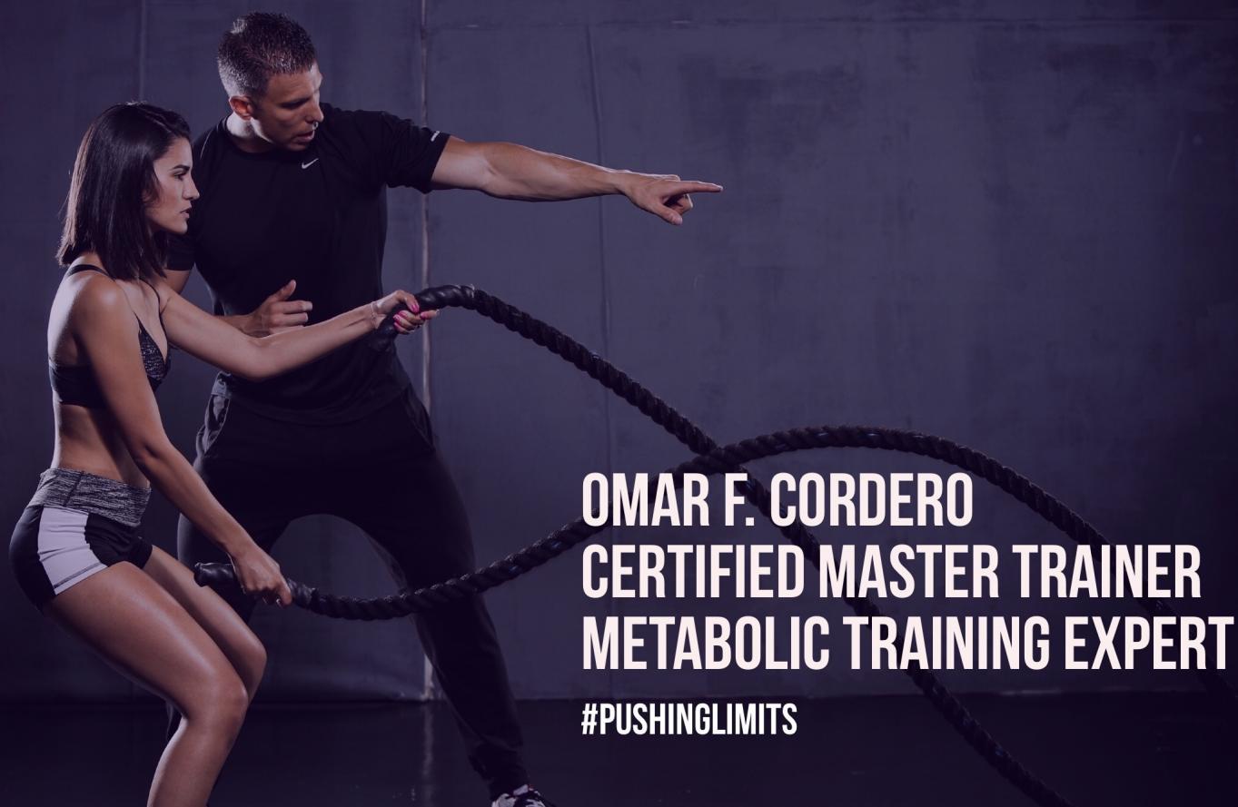 Omar F. Cordero CMT®