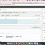 Create columns in posts and pages with WordPress and Webpage Builder by Siteorigin