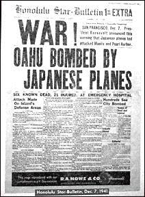 December 7, 1941, Special Edition