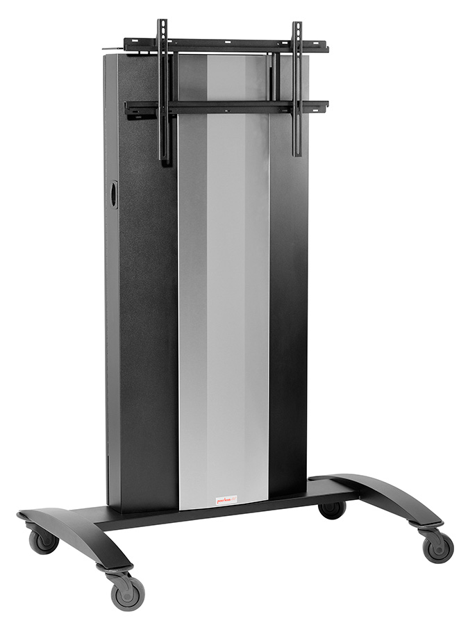 Peerless-AV Collaboration Cart with Vertical Lift