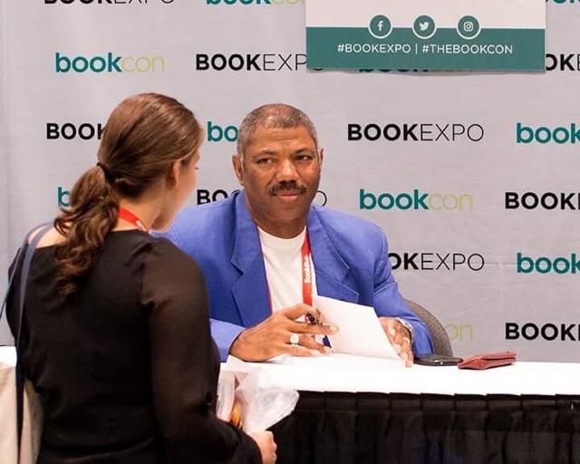 LonzCook, Book Expo of America
