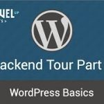 WordPress Fundamentals #five – Backend Tour Portion 1