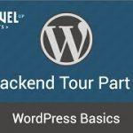 WordPress Basics #5 – Backend Tour Component 1