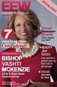 Bishop McKenzie covers EEW Magazine's June 2017 issue