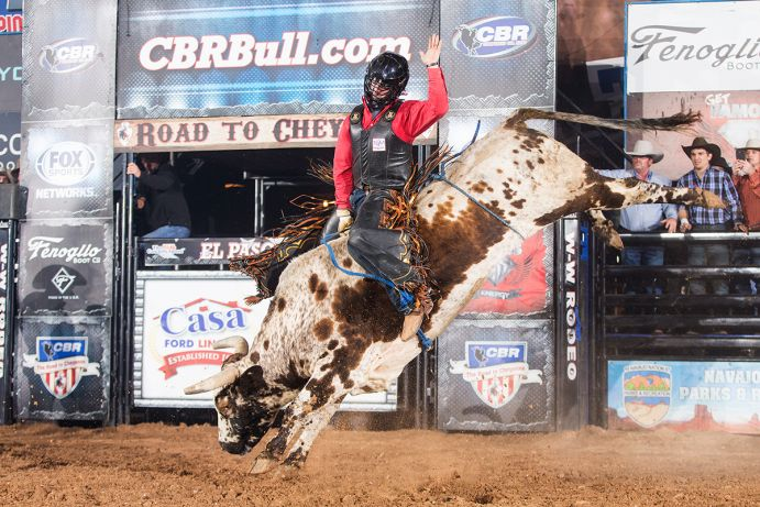 Utah cowboy qualifies for his first Championship Bull Riding World Finals