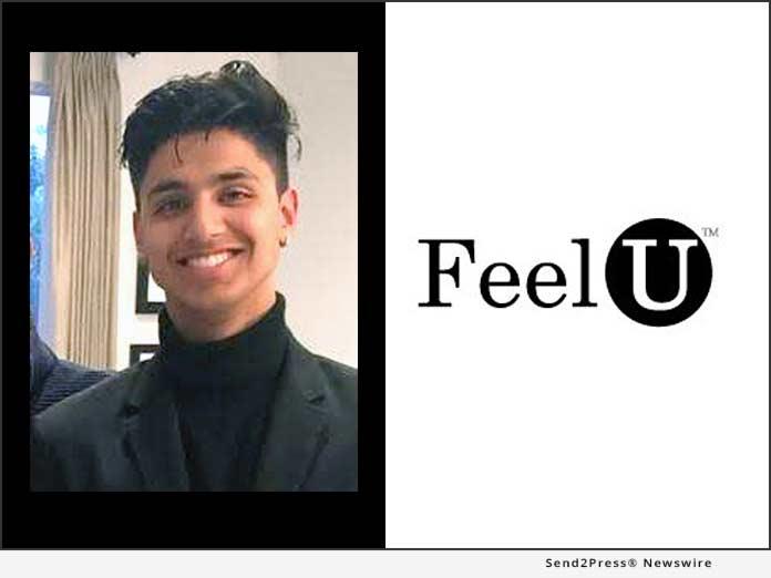 Amaan Jiwani of Feel U