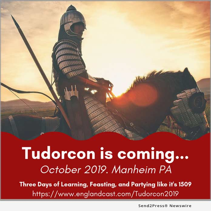 Tudorcon is coming to Manheim PA